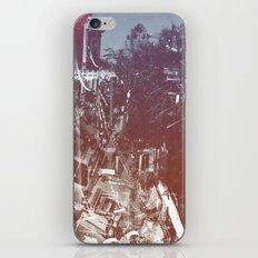 leaps iPhone & iPod Skin
