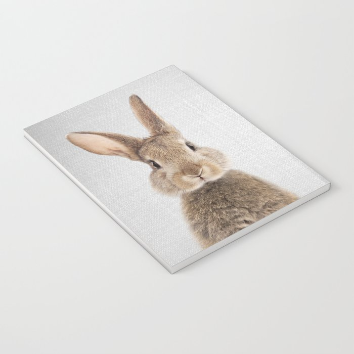 Rabbit Tail - Colorful Notebook