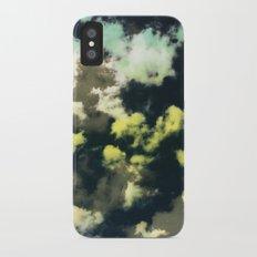 Puffy Clouds Slim Case iPhone X