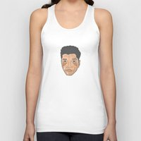bruno mars Tank Tops featuring Bruno Mars by Λdd1x7