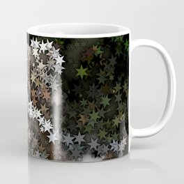 Magical Stars in the Forest Coffee Mug
