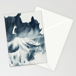 Blue Paeonia #2 Stationery Cards