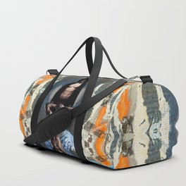 The Fountain of Submission Duffle Bag