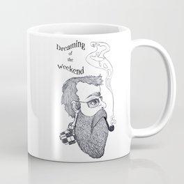 Dreaming of the Weekend Coffee Mug