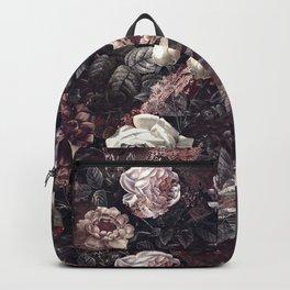 EXOTIC GARDEN - NIGHT III Backpack