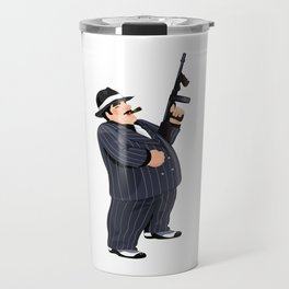 gangster Travel Mug