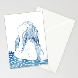 Undine I Stationery Cards
