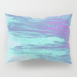 Seamless waves Pillow Sham