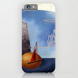Luigi Colombo Magical Landscape iPhone Case