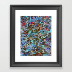 Approximate Stirs Framed Art Print