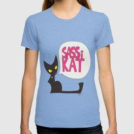 """Sassi Black Kat"" T-shirt"