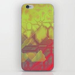 future fantasy eruption iPhone Skin
