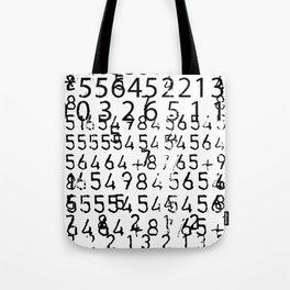 NUMÉRIQUE *1 Tote Bag