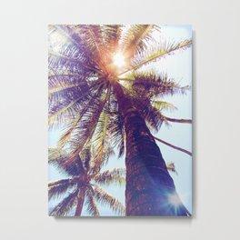 Miami Metal Print