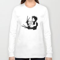 edward scissorhands Long Sleeve T-shirts featuring Edward Scissorhands by Gregory Casares