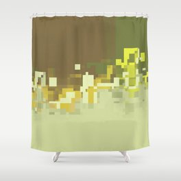 enclave 1 det Shower Curtain