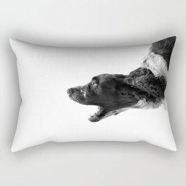 Cocker Spaniel Dog Rectangular Pillow