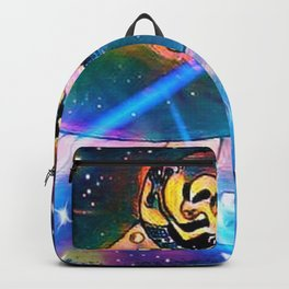 """""""Alien Vacation"""" Backpack"""