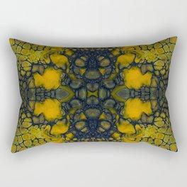 Fragmented 71 Rectangular Pillow