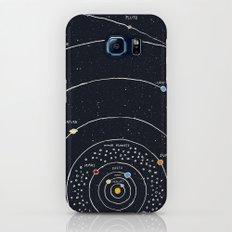 Solar system Slim Case Galaxy S7