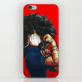 Naturally the Riverter RED iPhone Skin