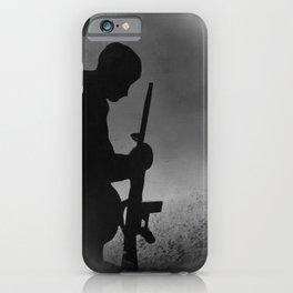 Sacrifice iPhone Case