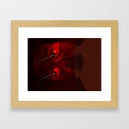 viewed Framed Art Print