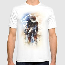 Squall and Rinoa - Griever T-shirt