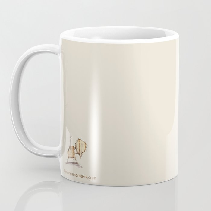 #coffeemonsters 503 Coffee Mug