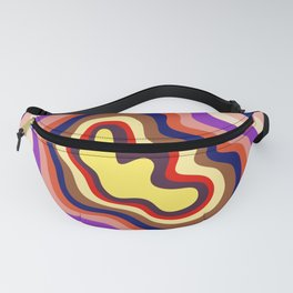 Grand Canyon Stripes Fanny Pack