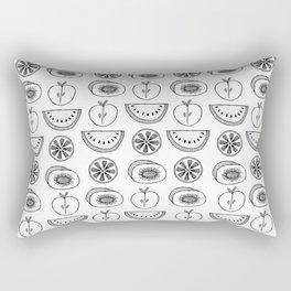Fruit Slice Rectangular Pillow