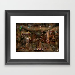 Dreamroom Framed Art Print