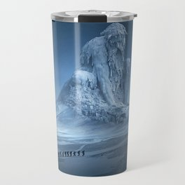 Expidition to the Poles - Jeanpaul Ferro Travel Mug