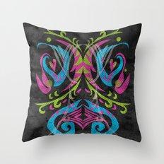 organic 1 Throw Pillow