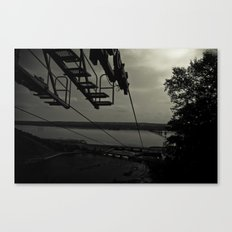 Cable Car Canvas Print