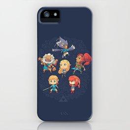The Cuteness Ballad iPhone Case