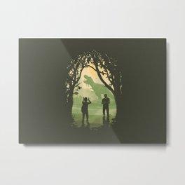 The Last of Us 2 Ellie's Bday Metal Print