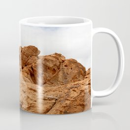 Elephant Rock - Valley of Fire Coffee Mug