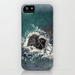 ocean loves you iPhone Case