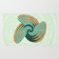 octopus Area & Throw Rugs featuring Octopus  by DebS Digs Photo Art
