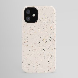 Speckles iPhone Case
