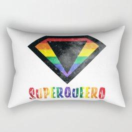 SuperQueero Hero s6001 Rectangular Pillow