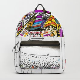 sold out show Backpack