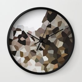 Rocks Wall Clock