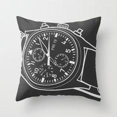Andrey Watch Throw Pillow