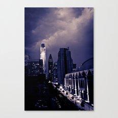Arch Street Canvas Print