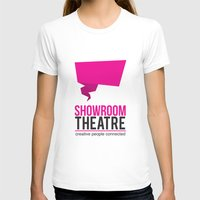 theatre T-shirts featuring Showroom Theatre by Chris Andrawes