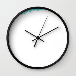 follow your arrow Wall Clock