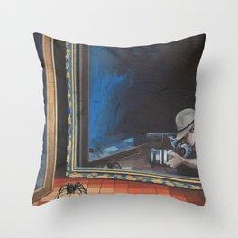 ALTROVE Throw Pillow