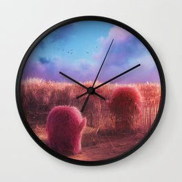 Rendezvous Wall Clock